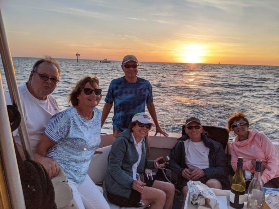 Sunset Cruise 101
