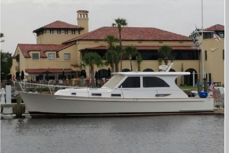 Seaquell – 2005 42′ LEGACY YACHTS 42 Saint Petersburg Florida